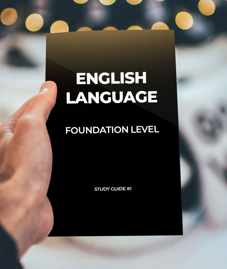 english-language-foundation-level